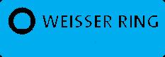 Logo der WEISSER RING Stiftung©WEISSER RING Stiftung