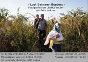 Lost Between Borders - Fotografien der Balkanroute von Felix Volkmar
