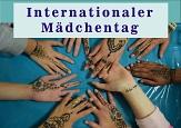 Von Henna-Tattoos über Verkleide-, Schmink- und Fotoaktionen – Gelegenheiten zum Mitmachen gibt es beim Mädchenbegegnungstag im Haus der Jugend viele.©Stadt Marburg