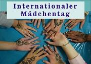 Von Henna-Tattoos über Verkleide-, Schmink- und Fotoaktionen – Gelegenheiten zum Mitmachen gibt es beim Mädchenbegegnungstag im Haus der Jugend viele.