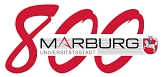 Marburg800 Logo © Universitätsstadt Marburg