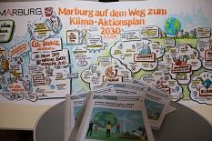 Marburg auf dem Weg zum Klima-Aktionsplan 2030.©Universitätsstadt Marburg