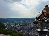 Blick vom Spiegelslustturm auf Marburg©Universitätsstadt Marburg - Franziska Maier