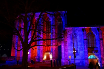 Marburg b(u)y Night 2019 © Stadtmarketing Marburg e. V.