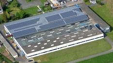 """Speziell zum Thema """"Photovoltaik in Industrie und Gewerbe"""" gibt es am Donnerstag, 23. September, eine Online-Konferenz.©Sonneninitiative e.V."""
