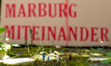"""Raus aus dem Corona-Frust – unter diesem Motto steht das nächste """"Marburg Miteinander""""-Hilfsprogramm in Marburg, mit dem gezielt Kinder, Jugend und Familien unterstützt werden.©Patricia Grähling, Stadt Marburg"""