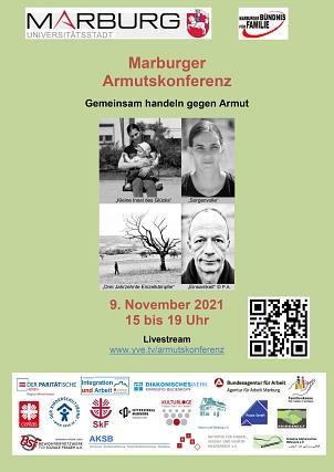 Marburger Armutskonferenz am 9.11.2021©Universitätsstadt Marburg