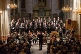 Marburger Bachchor beim Konzert in der Lutherischen Pfarrkirche©Marburg Bachchor/Markus Farnung