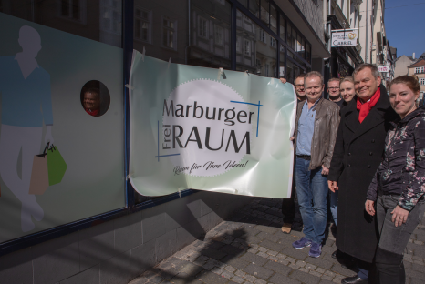 .©Patricia Grähling, Stadt Marburg