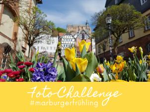 Marburger Frühling 2021: Foto-Challenge©Stadtmarketing Marburg e. V.
