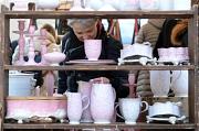 Filigrane, farbenfrohe und ganz individuelle Kunsthandwerksarbeiten zierten die Stände beim Marburger Kunsthandwerkermarkt.