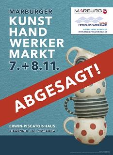 Marburger Kunsthandwerkermarkt 2020 abgesagt©Magistrat der Stadt Marburg