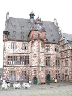 Marburger Rathaus©Rainer Kieselbach