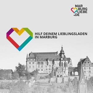 MarburgLiebe - Logo mit Hintergrund.jpg©Stadtmarketing Marburg e. V.