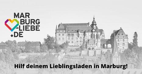 MarburgLiebe: Plattform für Hilfsgutscheine©Stadtmarketing Marburg e. V.