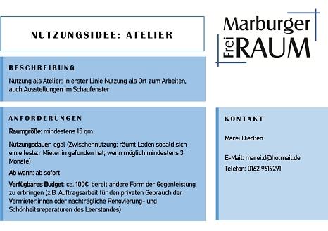 Marei Dierßen©Stadtmarketing Marburg e. V.