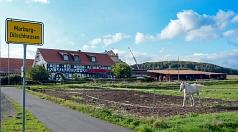 Willkommen in Dilschhausen – der kleinste Stadtteil Marburgs ist ein wahres Naturidyll.