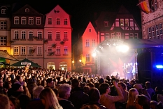 Marburger Maieinsingen 2018 © Stadtmarketing Marburg e. V.
