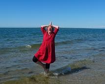 Meeresgrüße von Kathrin Thiemann: