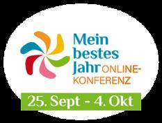 Mein bestes Jahr - Online-Konferenz©Mein bestes Jahr - Online-Konferenz