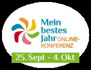 Mein bestes Jahr - Online-Konferenz