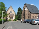 Mineralogisches Museum vom Firmaneiplatz©Kristina Lieschke