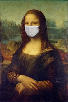 Mona Lisa Corona©Universitätsstadt Marburg