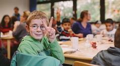 Die Mosaikschule hat es in die Endauswahl für den Deutschen Schulpreis geschafft und fiebert dem Finale in Berlin entgegen.