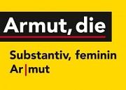 Motiv: Armut, die - gelb