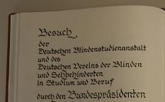 """Muster der """"Schwabacher Schrift"""".©Universitätsstadt Marburg"""