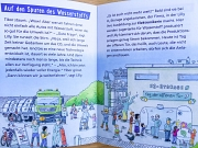 Nach einem Konzept des Chemikums Marburg ist auch ein Pixi-Buch über Wasserstoff erschienen.
