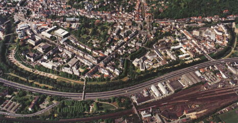 Foto vom Stadtteil Nordstadt