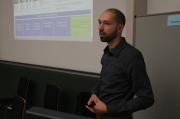 Daniel Oßwald vom Institut für angewandtes Stoffstrommanagement