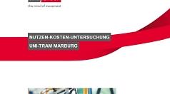 Nutzen-Kosten-Untersuchung der Uni-Tram Marburg