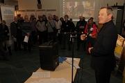 Oberbürgermeister Dr. Thomas Spies verwies darauf, dass Fluchtursachen auch bekämpft werden müssen, um den Menschen vor Ort eine Perspektive zu geben.