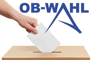 Oberbürgermeisterwahl, Wahl des Oberbürgermeisters©Universitätsstadt Marburg