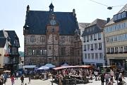 Oberstadtmarkt: Marktgeschehen