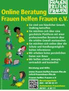 Online Beratung Frauen helfen Frauen e.V.