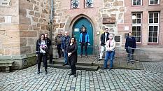 Der neue Ortsbeirat Altstadt bei der konstituierenden Sitzung©Sandra Laaz