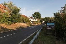 Der Ortseingang von Cyriaxweimar.©Ole Widekind, i. A. d. Stadt Marburg