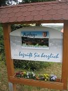 Ortseingangsschild Hermershausen_Begrüßung