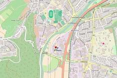 P&R Parkplatz bei den Stadtwerken©Universitätsstadt Marburg