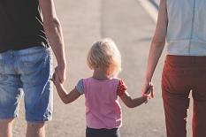 Partnerschaftliche Kinderbetreuung©Pixels.com