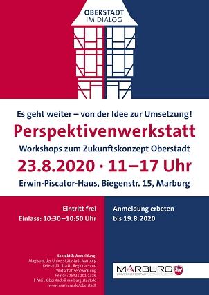 Perspektivenwerkstatt_23-August©Universitätsstadt Marburg