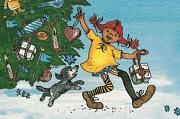 Pippi feiert Weihnachten