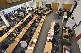 Präsentation der Werkstattgespräche im Plenum als jpg-Datei©Georg Kronenberg