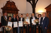 Preisträger Jürgen-Markus-Preis 2012©Universitätsstadt Marburg, FD Öffentlichkeitsarbeit
