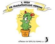 Preisverleihung Der zornige Kaktus