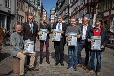 Pressegespräch Marburger Frühling 2019©Patricia Grähling, Stadt Marburg