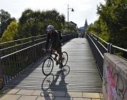 Ist es möglich, dass Ampeln intelligent auf näherkommende Fahrräder reagieren und auf grün schalten, ohne dabei andere Fortbewegungsmittel einzuschränken?
